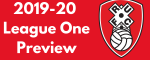 Rotherham United 2019-20 League One Preview