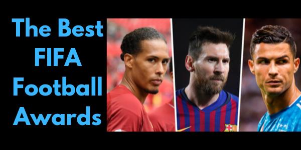 The Best FIFA Football Awards 2019