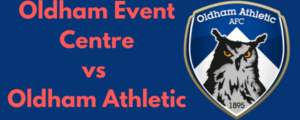 Oldham Event Centre vs Abdallah Lemsagam