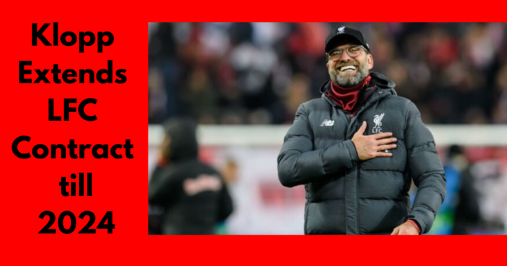 LIVERPOOL Contract Klopp