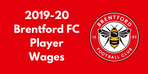 Brentford FC Player Wages