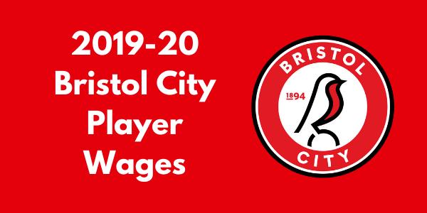 Bristol City Wages