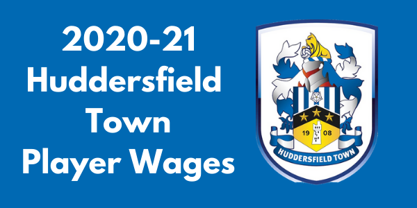 Huddersfield Town Player Wages