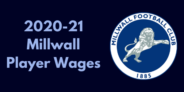 Millwall FC Player Wages