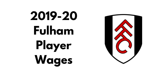 Fulham Player wages