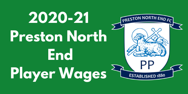 Preston North End Player Wages