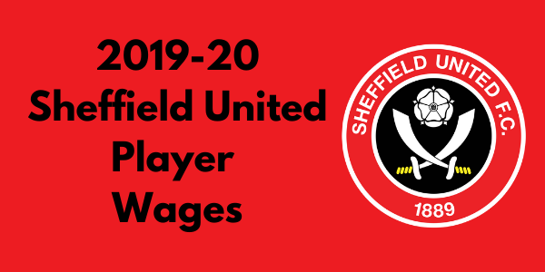 Sheffield United 2019-20 Player Wages