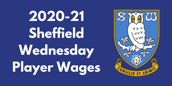 Sheffield Wednesday 2020-21 Player Wages