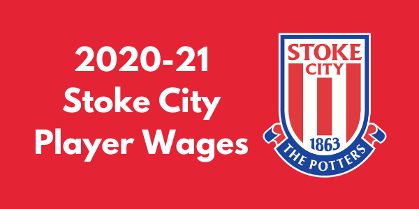 Stoke City Player Wages