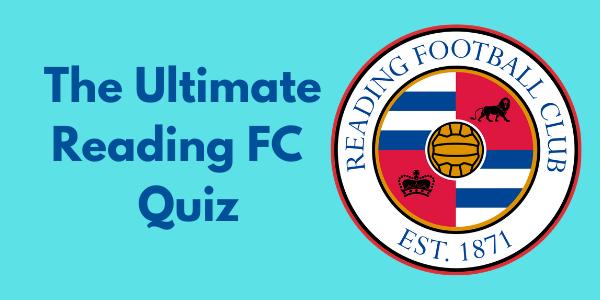 The Ultimate Reading FCQuiz