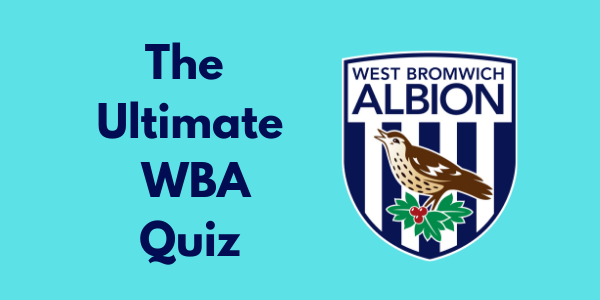The Ultimate WBA Quiz