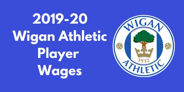 Wigan Athletic Player Wages