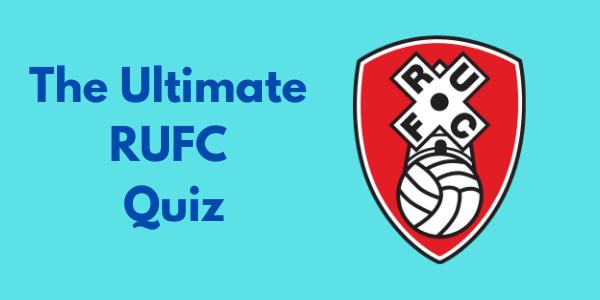 The Ultimate Rotherham United Quiz