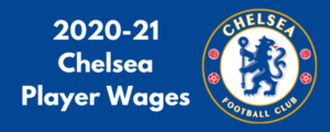 Chelsea FC 2020-21 Player Wages