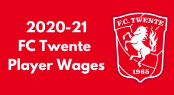 Fc Twente Player Wages Football League Fc