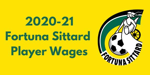 Fortuna Sittard 2020-21 Player Wages