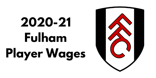 Fulham FC 2020-21 Player Wages