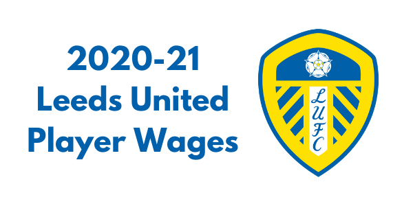 Leeds United 2020-21 Player Wages