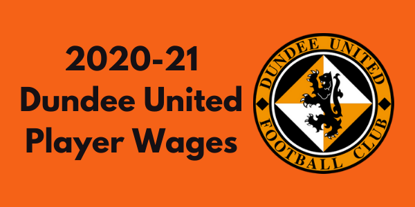 Dundee United Player Wages