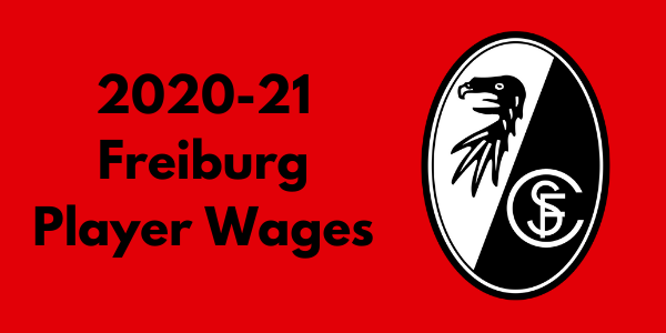 SC Freiburg Player Wages