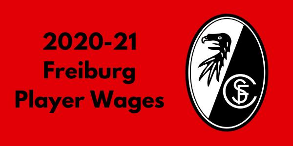 SC Freiburg Player Wages
