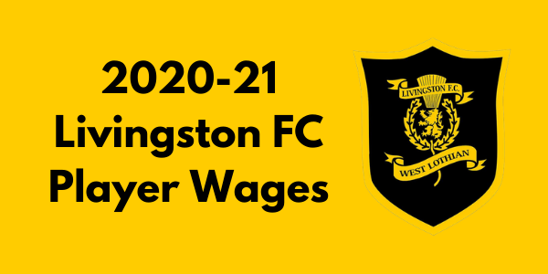 Livingston FC Player Wages