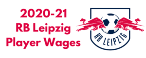 RB Leipzig 2020-21 Player Wages