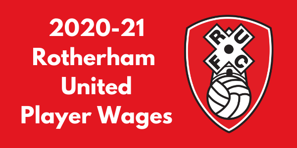 Rotherham United Player Wages