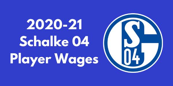 Schalke 04 Player Wages