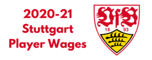 VfB Stuttgart 2020-21 Player Wages