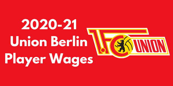 Union Berlin Player Wages